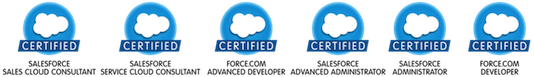 Salesforce.com Certification Logo
